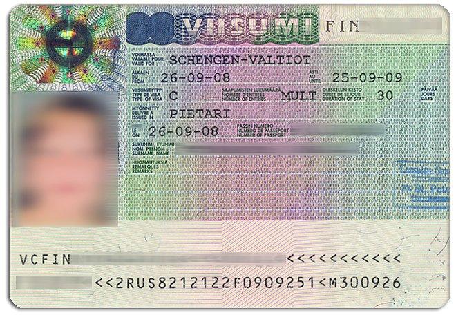 Виза в Финляндию - как получить финский шенген