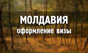 Для въезда без визы в Молдавию россиянам достаточно загранпаспорта