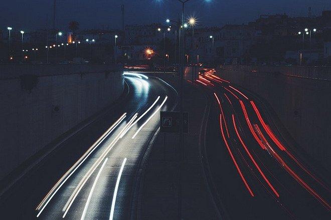 Автодрога в Марокко