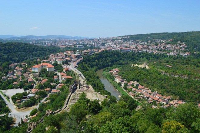 древний город Велико-Тырново