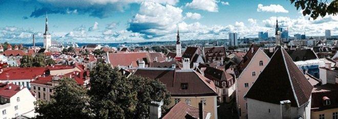 Дома в Таллине