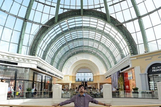 Торговый центр в Эмиратах