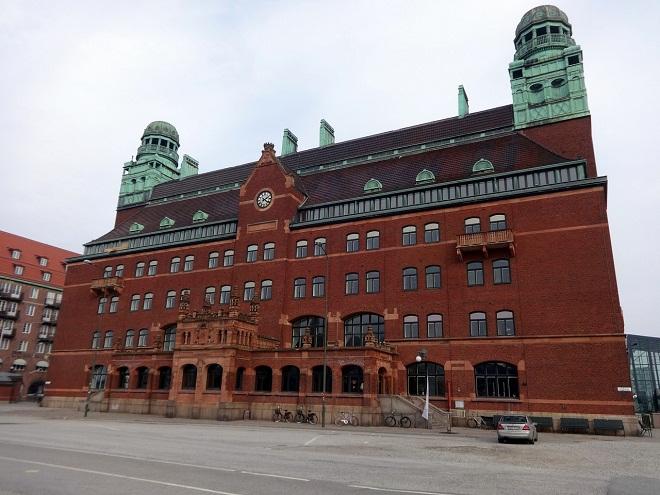 Здание в Мальме